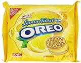 Oreo Lemon Creme Sandwich Cookies (432g)