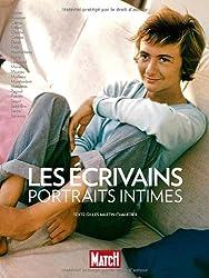 Les écrivains : Portraits intimes