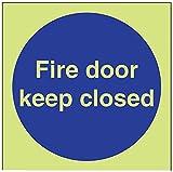 """Vsafety 18017 AF-G""""Fire puerta Keep"""