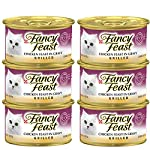 Purina Fancy Feast Grilled Chicken Pack of 6 Pieces, 85g