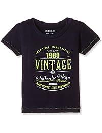 Gini & Jony Boys' T-Shirt (121246515047 5000_DX WASH(5000)_2)