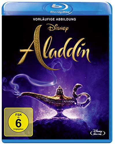 Aladdin (Live-Action) [Blu-ray]
