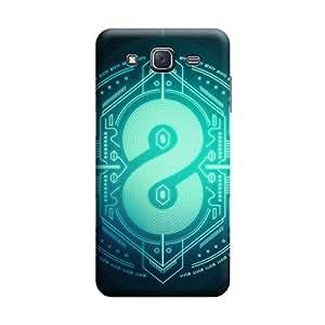 Ebby 3D Printed Back Case Cover For Samsung J7 2016 (Premium Designer Case)T183