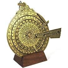 Nocturno - Hemispherium antiguo científico instrumento