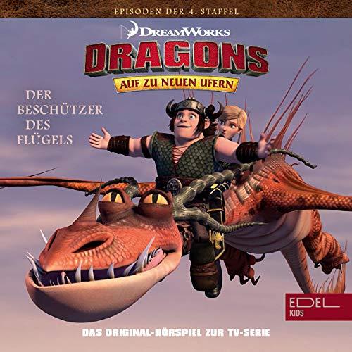 Die Beschützer des Flügels - Teil 1 und 2. Das Original-Hörspiel zur TV-Serie: Auf zu neuen Ufern. Dragons 39
