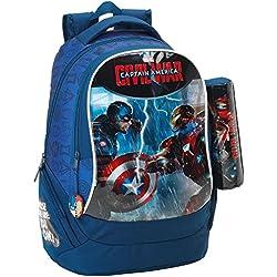 Safta Avengers 611609420 Mochila infantil