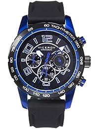 Reloj Viceroy Hombre 40461-35 Aluminio Azul Cronógrafo