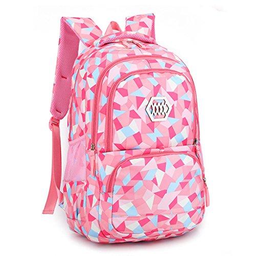 Mochila para niñas mochila escolar, Mochila mochila - Ideal para 1 2 3 4 5