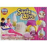"""John Adams """"Sands Alive Sweet Treats"""" Craft (Multi-Colour)"""