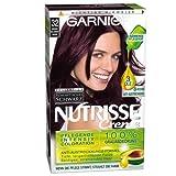 Garnier Nutrisse 32 Seidige Holunderbeere, 1er Pack (1 x 1 Stück)