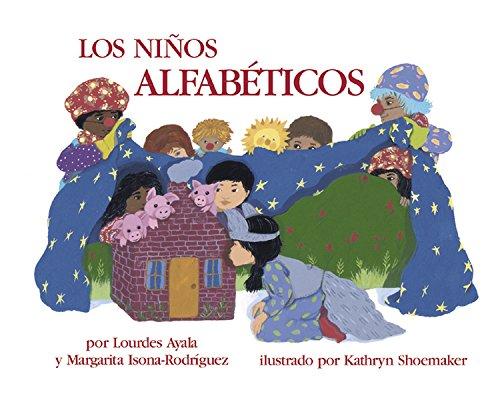 Los Ninos Alfabeticos por Lourdes Ayala