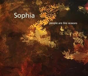 People Are Like Seasons