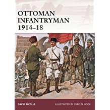 Ottoman Infantryman 1914-18