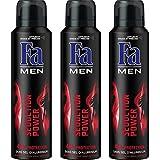 Fa Séduction Power Déodorant pour Homme Flacon 150 ml -