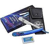 Afeitar + Cuchillas - Maquinillas de afeitar - Depilación - Máquinas de afeitar - Navaja de afeitar - Afeitadoras + Manual de instrucciones + Estuche