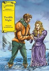 Twelfth Night (Saddleback's Illustrated Classics)