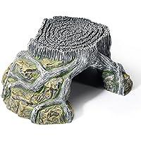 Umiwe - Rampa de Resina para Escalada de Mascotas, para Acuario, Paisaje, para Decoración de Rock, Hábitat