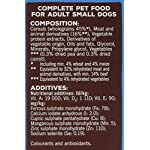 Bakers Complete Dog Food Small Dog Tender Meaty Chunks Tasty Chicken and Country Vegetables, 2.7 kg - Pack of 4 12