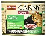 Animonda Katzenfutter Carny Adult Mix2 aus 4 Varietäten