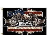 Flagge Adler USA Freedom