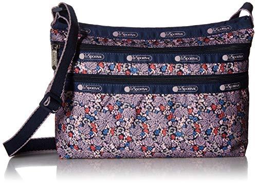 LeSportsac Damen Classic Bag klassische Quinn-Tasche, Covent Garden, Einheitsgröße