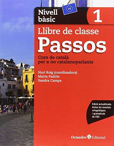 PASSOS 1 BÀSIC LLIBRE DE CLASSE 2017 (A2)