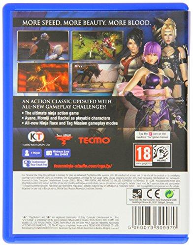 [UK-Import]Ninja Gaiden Sigma 2 Plus Game PS Vita - Bild 8