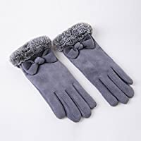 Unbekannt XIAOYAN Handschuhe Damen Handschuhe Handgelenk Länge Fingerspitzen Niedlich/Party / Lässig Wintermode Warme Handschuhe Bequem