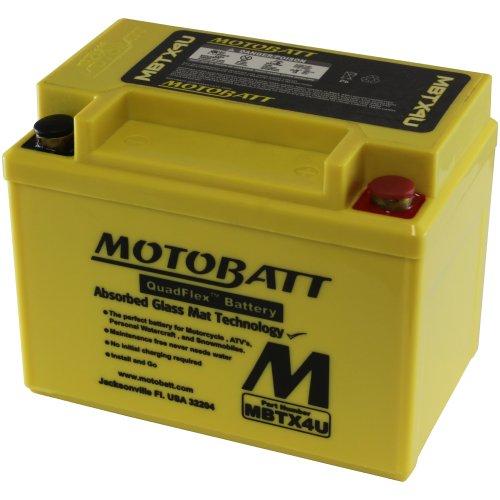B1R E06029 BATTERIA MOTOBATT MBTX4U