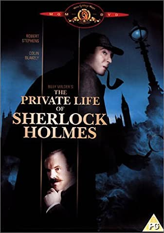 Das Privatleben des Sherlock Holmes (EU-Import mit deutschem Originalton)
