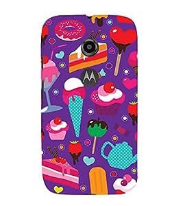 PrintVisa Designer Back Case Cover for Motorola Moto E2 :: Motorola Moto E Dual SIM (2nd Gen) :: Motorola Moto E 2nd Gen 3G XT1506 :: Motorola Moto E 2nd Gen 4G XT1521 (college school girls girly man manly romantic mood)