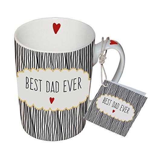 PPD Porcelain tasse gobelet 0,25L, Best Dad
