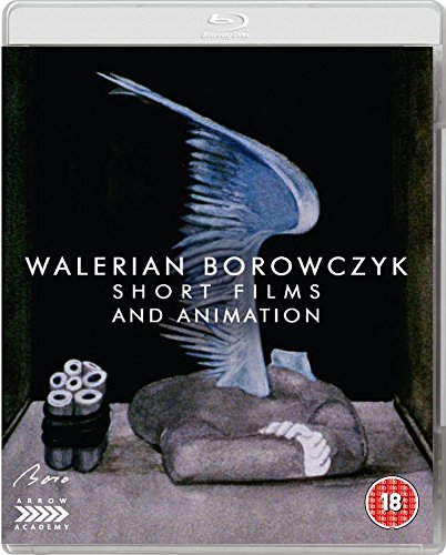 Price comparison product image Walerian Borowczyk Short Films And Animation (Blu-ray + DVD)