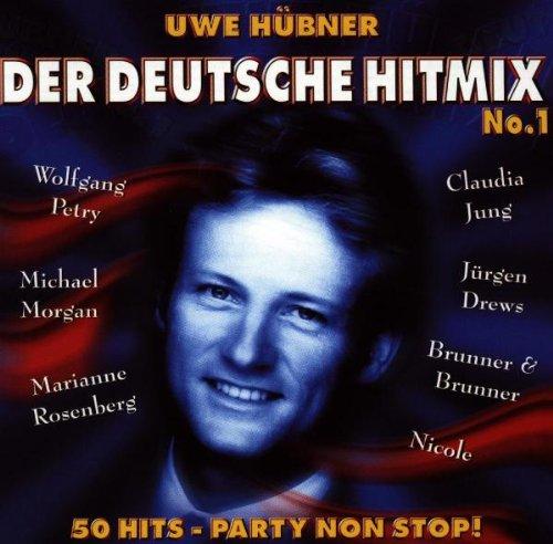 Na Klar (Sony Music) Uwe Hübner's Der Deutsche Hitmix No. 1: 50 Hits - Party Non Stop !