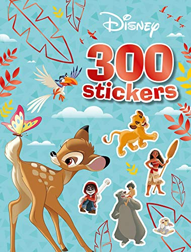 300 stickers Disney