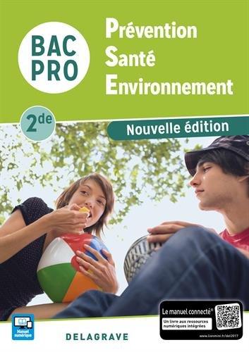 Prvention sant environnement (PSE) 2de Bac Pro - Pochette lve