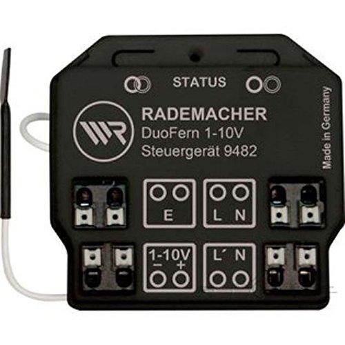 Rademacher Steuergerät Duofern, 1-10 V 9482, 4716743 (1 Dimm-vorschaltgerät)