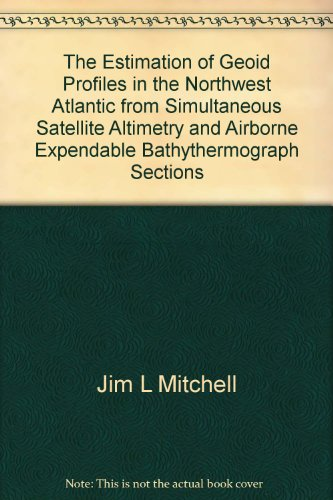 The Estimation of Geoid Profiles in the Northwest Atlantic from Simultaneous Satellite Altimetry and Airborne Expendable Bathythermograph Sections
