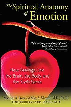The Spiritual Anatomy of Emotion: How Feelings Link the Brain, the Body, and the Sixth Sense par [Jawer, Michael A.]