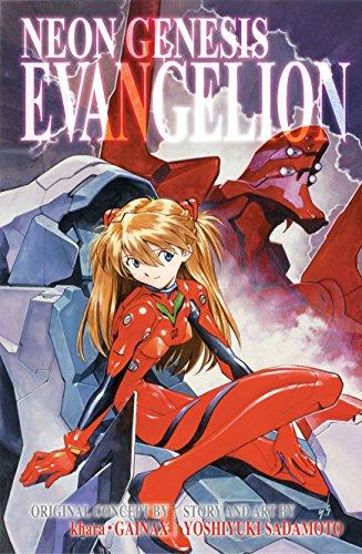 NEON GENESIS EVANGELION 3IN1 TP VOL 03 (C: 1-0-1) (Neon Genesis Evangelion 3-in-1 Edition)