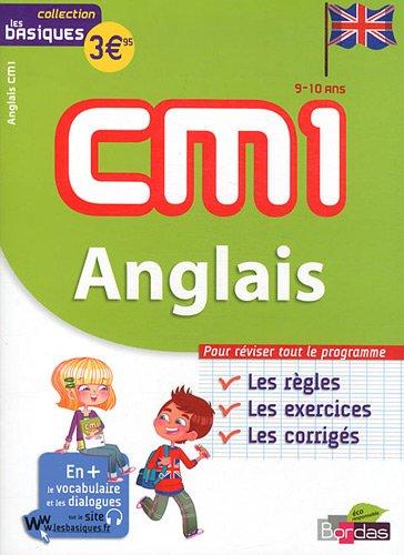 Anglais CM1 : 9-10 ans par Claire Cyprien, Nicole Gandilhon
