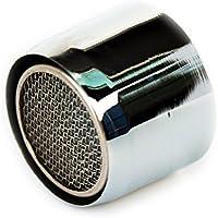 Rubinetto della cucina Rubinetto aeratore sostituzione dell'ugello f22mm 22 millimetri Feale con inserto in metallo - Ugello Sostituzione