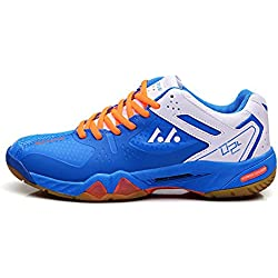 Mr. LQ - Bádminton profesional / tenis / zapatillas de tenis de mesa , blue , 37