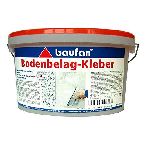 20 Kg Baufan Bodenbelag-Kleber