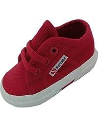 Superga Boys' Gymnastics Shoes Red red