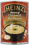 Heinz Classic Cream of Chicken and Mushroom Soup, 400 g