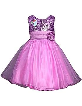Sommer-Baby-Mädchen-Blumen-Sleeveless Prinzessin-Festzug-Kleid für Geburtstags-Hochzeits-Party