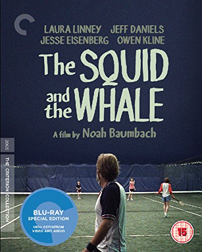 The Squid and The Whale (The Criterion Collection) [Blu-ray] [2006]