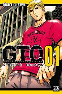 GTO Shonan 14 days Edition simple Tome 1