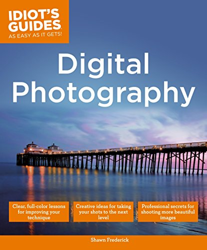 Digital Photography: Expert Secrets for Shooting More Professional Images (Idiot's Guides) (English Edition) Alpha Digital Flash